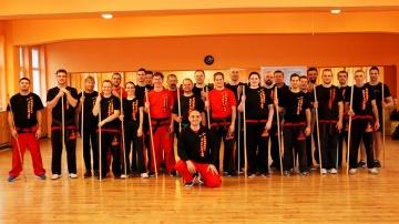 Bangkaw hosszú botos edzések Debrecenben