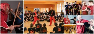 Évzáró Eskrima edzés Debrecenben