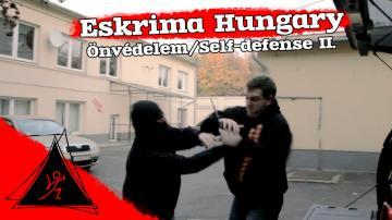 Ismerd meg az Eskrimát - Új Önvédelmi Videó!